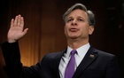 Trump's FBI pick vows independence, says Russia probe no 'witch hunt'