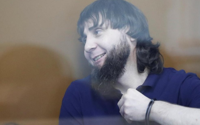 Zaur Dadayev, four others, jailed over Nemtsov killing