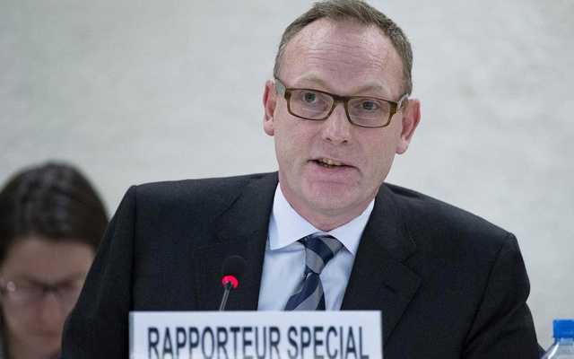 Special UN Rapporteur meets with detainees in Vavuniya