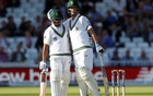 South Africa rally to 309-6 on fluctuating opening day at Trent Bridge