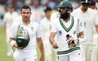 South Africa take charge as England wickets tumble