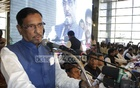 Obaidul Quader refutes report on Saber Chowdhury, bdnews24.com stands by its report