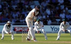 South Africa leave England with record total to chase