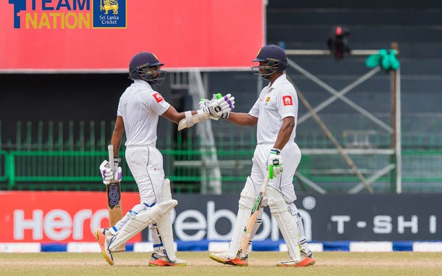Sri Lanka's record chase keeps Zimbabwe waiting
