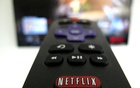 Netflix beats subscriber targets, shares jump over 10 percent