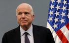 US Senator John McCain attends a news conference at the Benjamin Franklin Library in Mexico City, Mexico Dec 20, 2016. Reuters