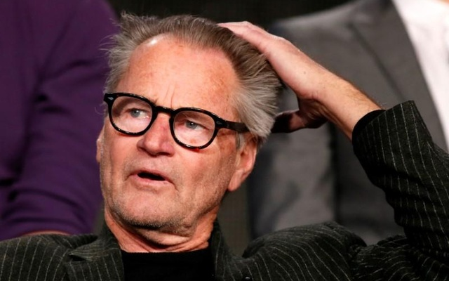 FILE PHOTO: Actor Sam Shepard talks about Discovery Channel's