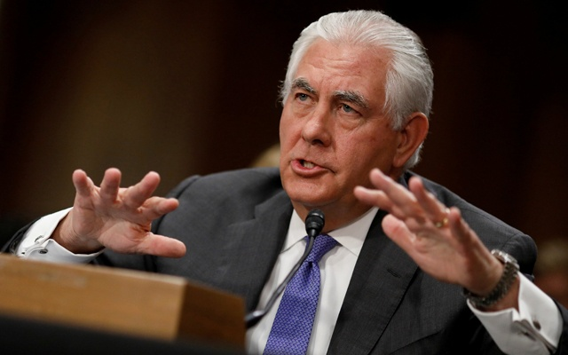 US Secretary of State to travel to PH, other Asian countries
