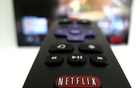 FILE PHOTO: The Netflix logo is pictured on a television remote in this illustration photograph taken in Encinitas, California, US, on January 18, 2017. Reuters