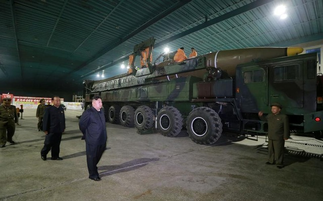 China tells North Korea to stop nuclear tests
