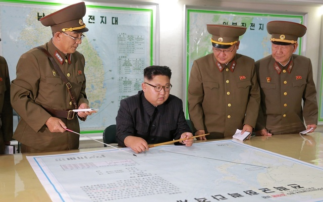 The maps and photos that show how North Korea could attack Guam