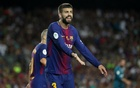Barca's Busquets defends Pique after Segura criticism