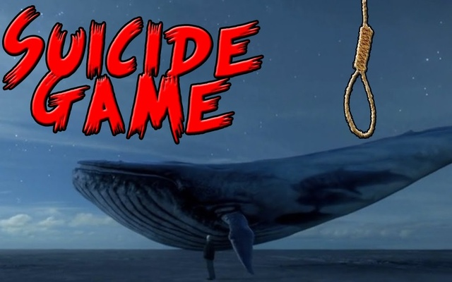 'The Blue Whale Challenge' is known as a 'suicide game'.