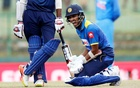 Sri Lanka's Chandimal ruled out of remainder of India series