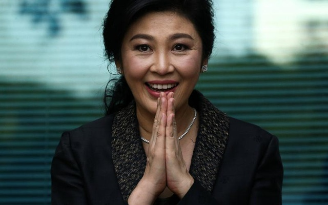 Thai government to revoke ex-PM Yingluck's passport