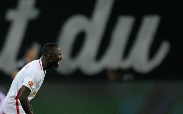 Keita agrees 2018 switch to Liverpool