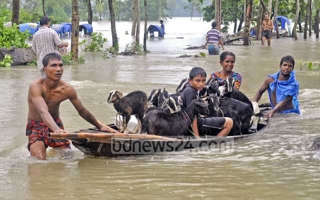 South Korea promises $200,000 aid for flood-hit Bangladesh ...