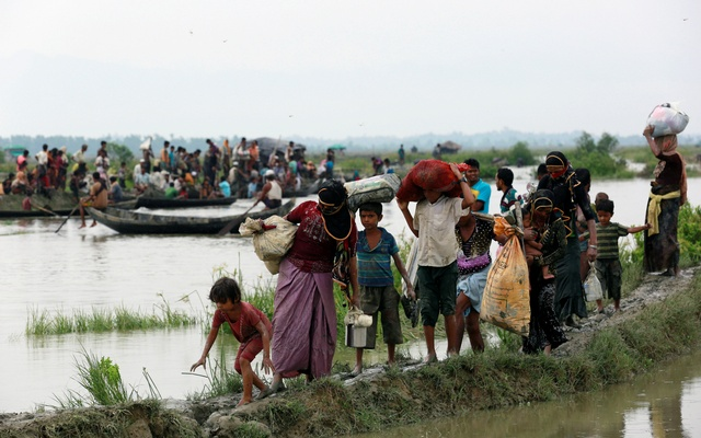 More International Pressure on Aung San Suu Kyi to End Rohingya Misery