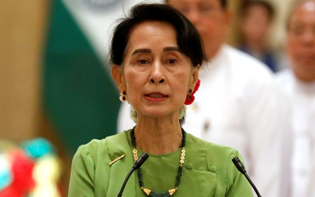 380k sign pro-Rohingya petition to strip Suu Kyi of Nobel prize
