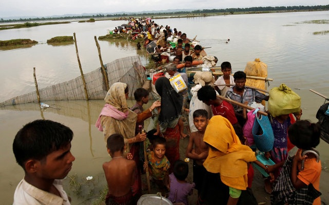 Rohingya insurgent group declares monthlong ceasefire in Myanmar