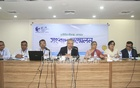 Transparency International, Bangladesh or TIB launched a report on the Sustainable Development Goals at media briefing in Dhaka on Saturday. Photo: abdul mannan