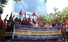 Over 300 RMG workers protest in Dhaka against 'sudden layoffs'