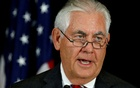 File photo: US Secretary of State Rex Tillerson speaks during a press conference after talks with Chinese diplomatic and defense chiefs at the State Department in Washington, US Jun 21, 2017. Reuters