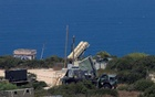 Israel says shoots down drone over Golan Heights frontier with Syria