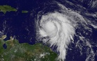 Hurricane Maria pummels small Caribbean island of Dominica as Category 5 storm
