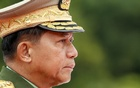 Myanmar Army chief Senior General Min Aung Hlaing. Reuters
