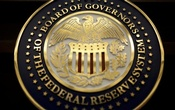 FILE PHOTO - The seal for the Board of Governors of the Federal Reserve System is on display in Washington, DC, U.S. on June 14, 2017. Reuters