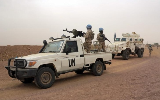 United Nations peacekeepers killed in Mali explosion