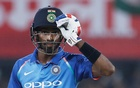 India clinch ODI series with hat-trick of wins against Australia