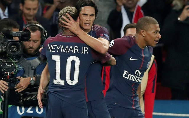 Neymar stars for Paris Saint-Germain in 6-2 thrashing of Bordeaux