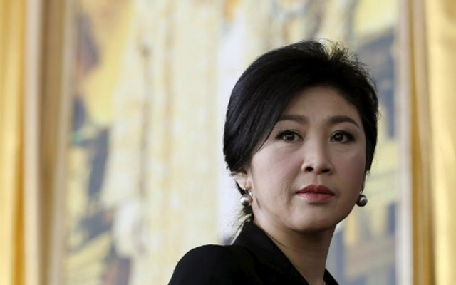 Thai PM confirms Yingluck in Dubai
