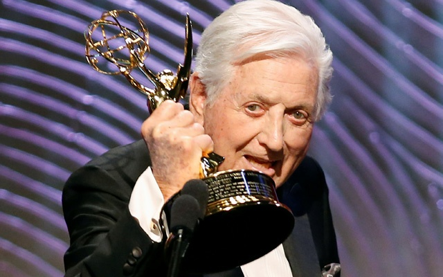 In 2013, game show icon Monty Hall was awarded the Lifetime Achievement Award at the 40th annual Daytime Emmy Awards. Reuters