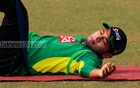 Bangladesh skipper Mushfiq taken to hospital in South Africa after blow to head