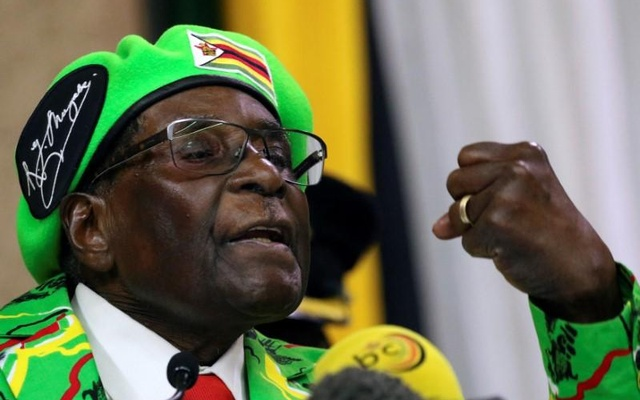Zimbabwean President Robert Mugabe is blamed in the West for destroying Zimbabwe's economy and numerous human rights abuses during his 37 years leading the country as either president or prime minister. Reuters