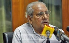 Retired bureaucrat-turned-politician MK Anwar was elected a lawmaker from Comilla five times. File photo