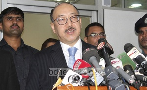 Indian High Commissioner Harsh Vardhan Shringla, File Photo