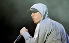 Eminem performs during the Abu Dhabi F1 Grand Prix After Race closing concert at the du Arena on Yas Island, UAE, November 4, 2012. Reuters