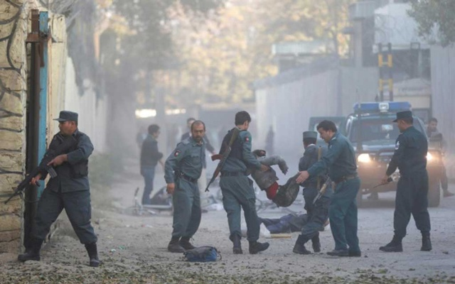 Death Toll Rises To 7 In Kabul's Green Zone Bombing