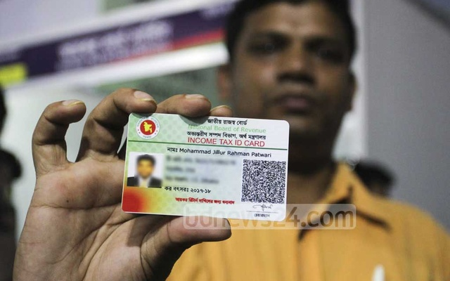 In - 8th At Cards Taxpayers Stickers com Dhaka Receive Bdnews24 Fair Income Ctg Tax And To The Id