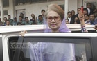 Khaleda says she has 'forgiven' archrival Hasina for 'hostility'