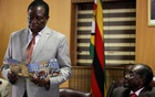 Mugabe given until noon Monday to quit as President of Zimbabwe