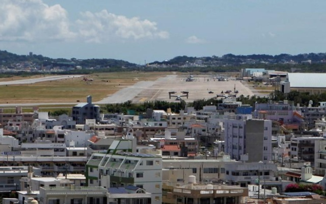 US Marine allegedly in crash that kills Japanese driver in Okinawa