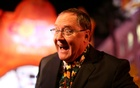 Executive Producer John Lasseter attends Disney-Pixar's US premiere of