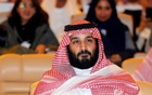 FILE PHOTO: Saudi Crown Prince Mohammed bin Salman attends the Future Investment Initiative conference in Riyadh, Saudi Arabia October 24, 2017. Reuters