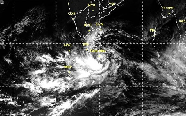Cyclone Ockhi. India Meteorological Department