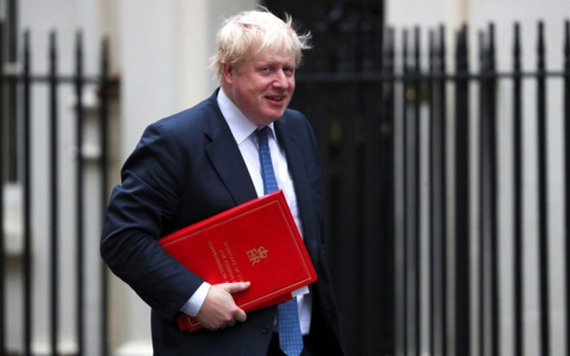 Boris on Iran mission